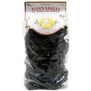 Seppia Tonnarelli (Black Squid Ink Pasta Ribbons) - 500g